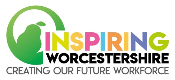inspring Worcestershire logo